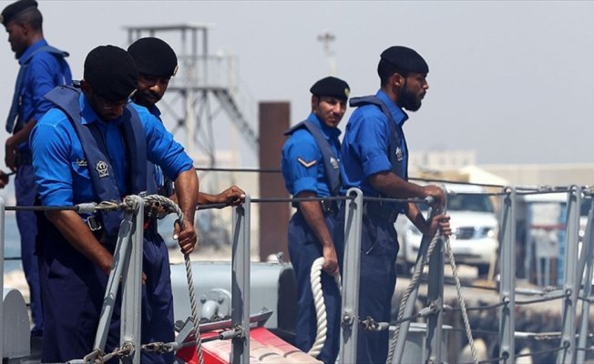 Katar ile ABD ortak askeri tatbikat yaptı