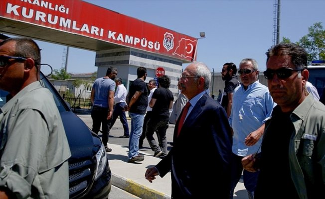 Kılıçdaroğlu, bayramda tutuklu Berberoğlu'nu ziyaret edecek