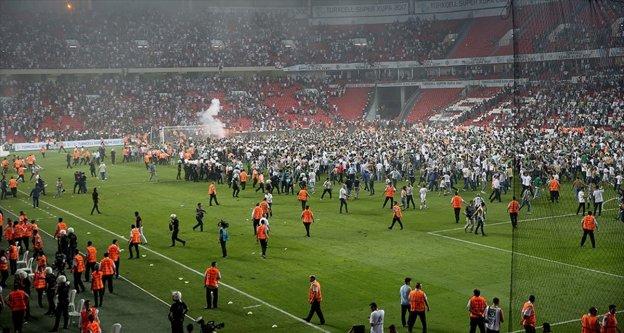 Konyaspor Kulübünden suç duyurusu