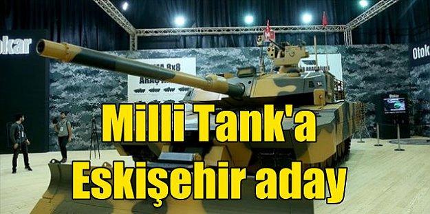 Milli tank motoruna Eskişehir göz koydu