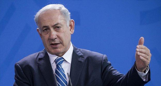 Netanyahu işgal altındaki Batı Şeria'da yeni konutların temelini attı