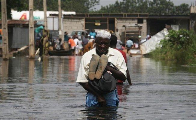 Nijer'de sel: 41 ölü