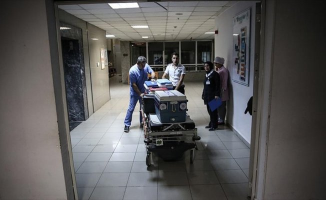 Organlarıyla 5 hastaya umut oldu