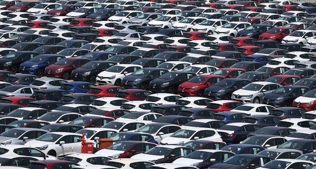 Otomotiv ihracatı temmuzda yüzde 41 arttı