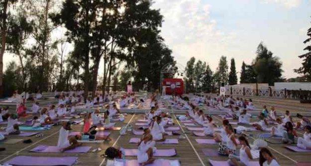 Pamukkale Uluslararası Yoga ve Dans Festivali hazırlıkları başladı