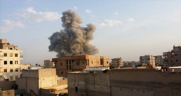 Rakka'da iki ayda 946 sivil öldü