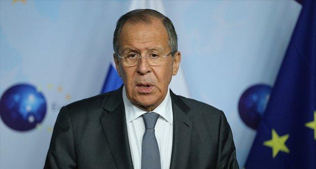 Rusya Dışişleri Bakanı Lavrov: ABD ile Kuzey Kore arasında sıcak çatışma ihtimali yükseldi