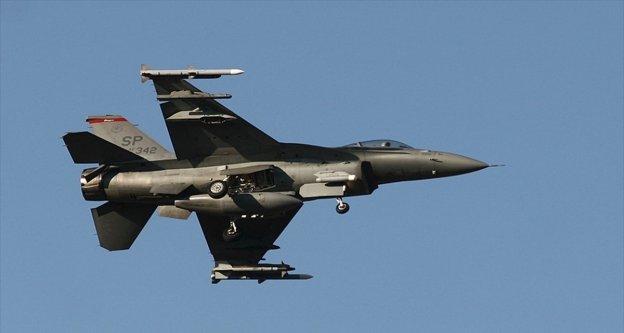 Telafer'e uluslararası koalisyon hava saldırısı başlattı