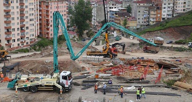 TOKİ'den Rize'ye 204 milyon liralık yatırım
