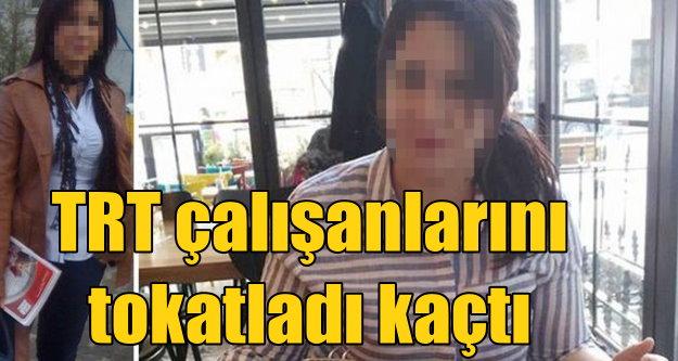 TRT'de büyük dolandırıcılık: TRT çalaşınlarını çarpan Aysun E kayıp