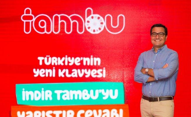 Türk Telekom'dan yerli ve eğlenceli dijital klavye TAMBU