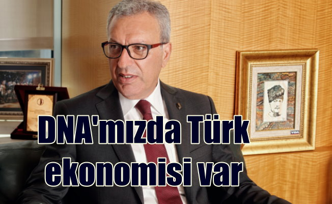 Türkiye İş Bankası 93 yaşında, Genel Müdür Bali: DNA'mızda Türk ekonomisi var