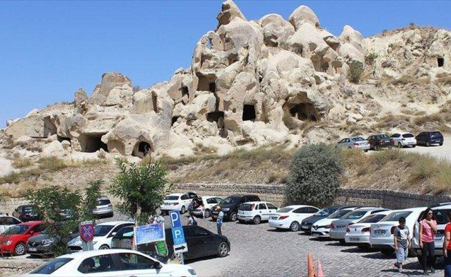 Uzun bayram tatili Kapadokyalının yüzünü güldürdü