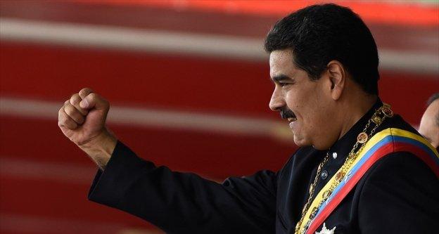 Venezuela Devlet Başkanı Maduro: Askeri üsse saldıranlar en ağır şekilde cezalandırılacak
