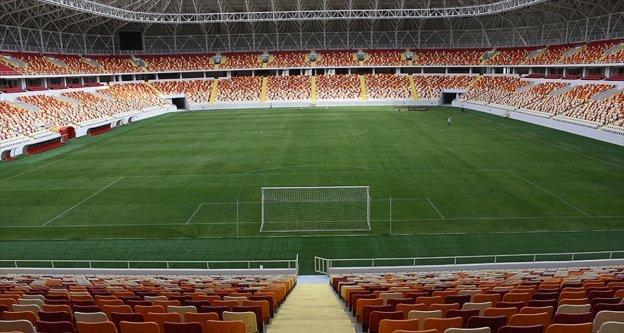 Yeni Malatya Stadı'nda ilk maç 26 Ağustos'ta