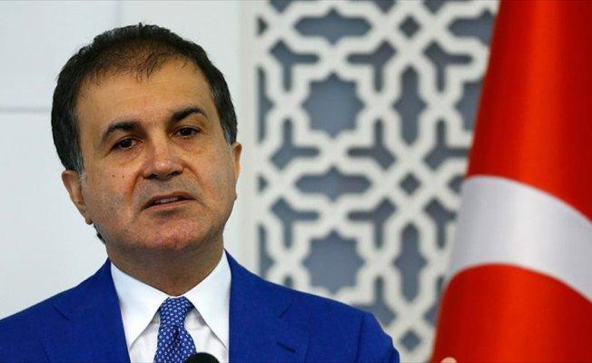 AB Bakanı Çelik: 'Türkiye aynı zamanda Avrupa'nın sınırlarını da koruyor'