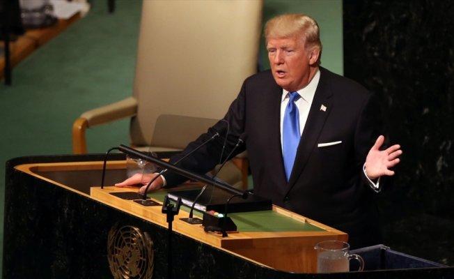 ABD Başkanı Trump'ın BM Genel Kurulu'ndaki konuşmasına tepki