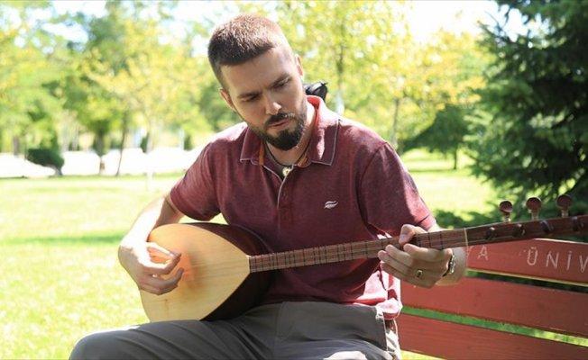 Amerikalı akademisyenin Türk müziği tutkusu