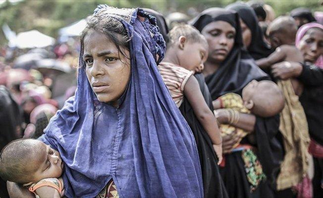 'Arakan'a insani yardımın ulaştırılmasına izin verin'