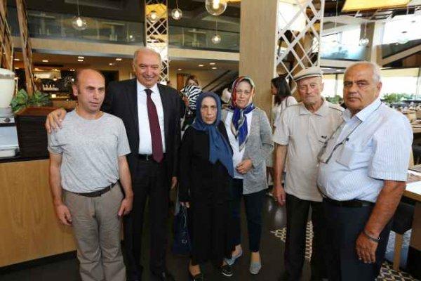 Başakşehir Belediyesi, gazilerini unutmadı