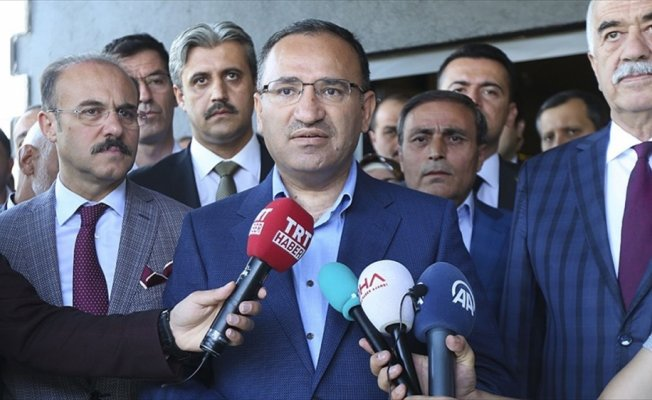 Başbakan Yardımcısı Bozdağ: CHP'nin adalet anlayışı sakat bir anlayıştır