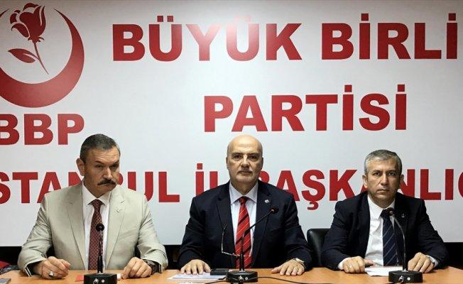 BBP Genel Başkan Yardımcısı Karacan: Misak-ı Milli sınırları yeniden gündeme getirmesi gerekir