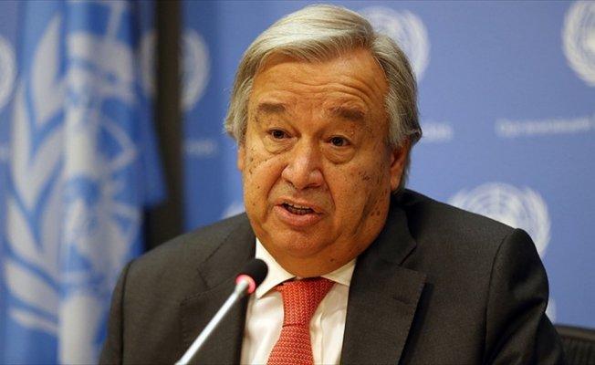 BM Genel Sekreteri Guterres, Kuzey Kore'nin füze denemesini kınadı