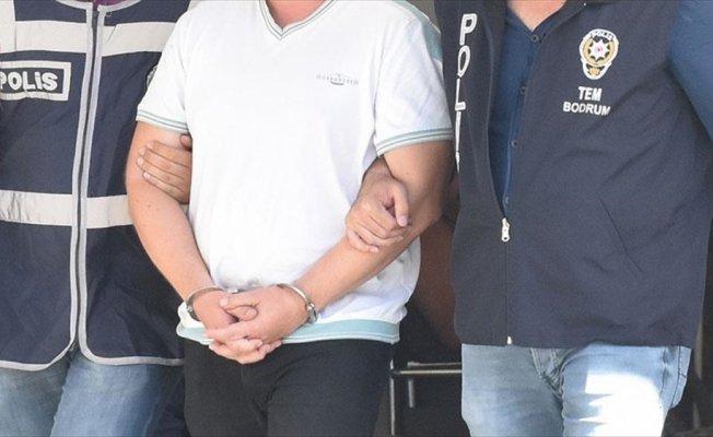Bodrum'da FETÖ operasyonunda 9 eski öğretmen gözaltına alındı