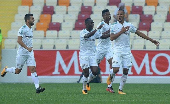 Bursaspor, Evkur Yeni Malatyaspor'u 4-2 mağlup etti