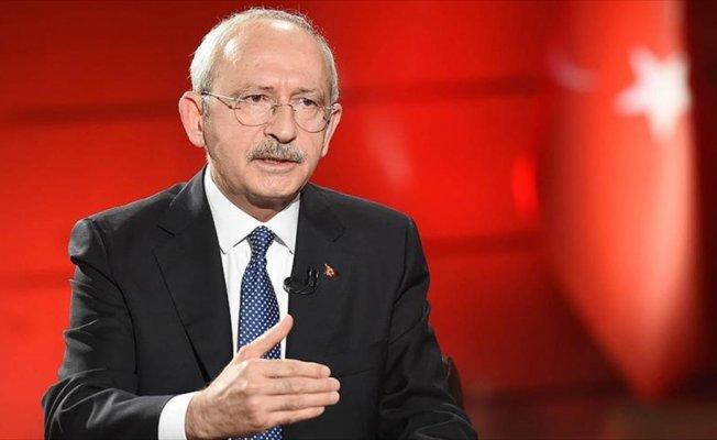 CHP Genel Başkanı Kılıçdaroğlu: Ambargoyu doğru bulmuyoruz