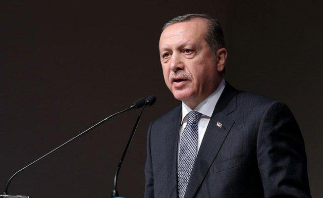 Cumhurbaşkanı Erdoğan: Darbeciler ellerine kan ve alınlarına da kara bir leke bulaştırmışlardır