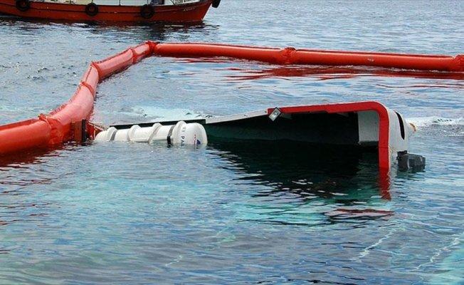 Denizi kirleten gemilere 6,2 milyon lira ceza