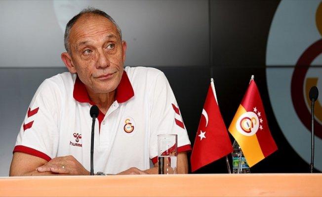 Erman Kunter: Galatasaray'ın hedefleri, her yerde en yukarısı