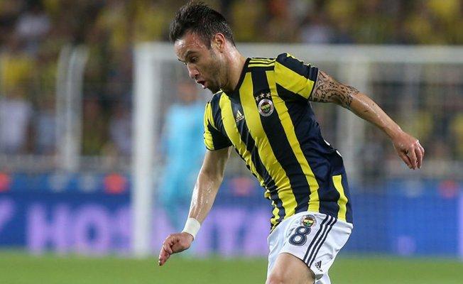 Fenerbahçe'de Valbuena isyanı