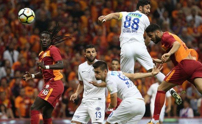 Galatasaray Kasımpaşa'yı 2-0 yendi