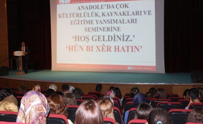 Hakkari'ye atanan öğretmenler Kürtçe öğreniyor