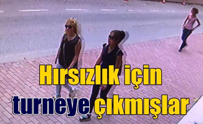 Hırsızlık çetesi, şarkıcılar gibi Türkiye Turnesi düzenlemiş