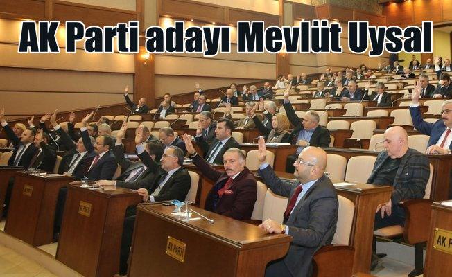 İBB Meclisi yeni başkanı seçiyor; AK Parti'nin adayı Mevlüt Uysal