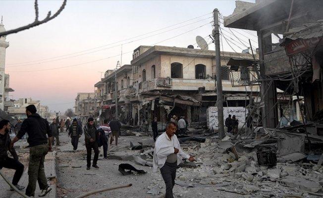 'İdlib'de Türkiye, Rusya ve İran'dan gözlemciler konuşlandırılacak'