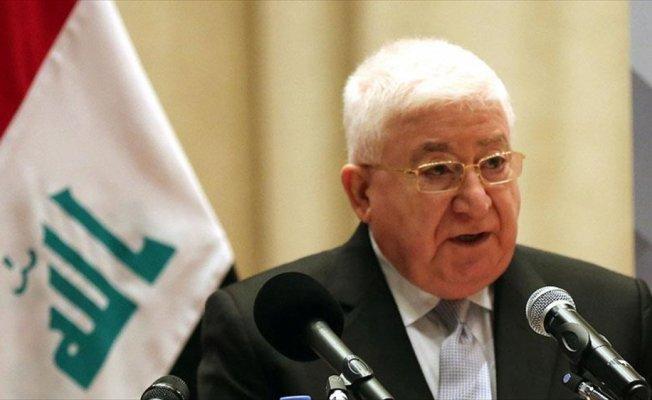 Irak Cumhurbaşkanı Masum'dan Bağdat ve Erbil'e diyalog çağrısı