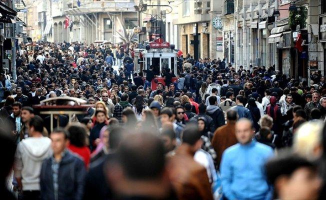 İstanbul nüfusuyla 145 ülkeyi geride bıraktı