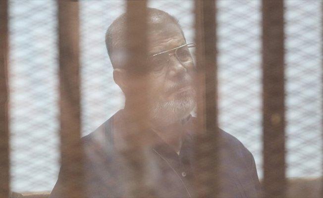 Katar adına casusluk davasında Mursi hakkında müebbet