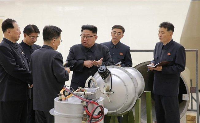 Kuzey Kore 'hidrojen bombası' denedi