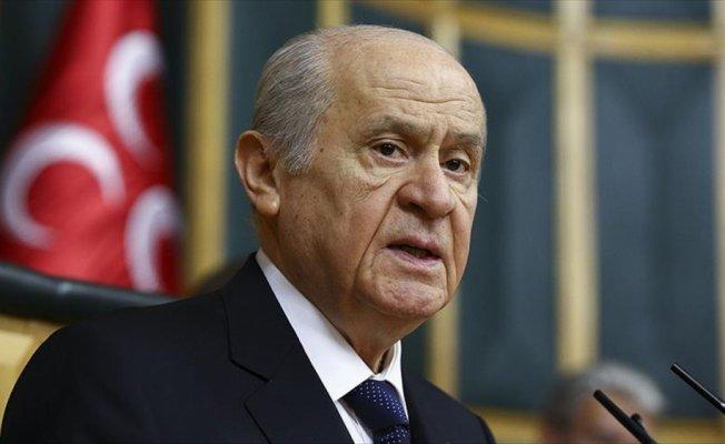 MHP Genel Başkanı Bahçeli: Kerkük yeni bir Kerbela'ya dönüştürülmek istenmektedir