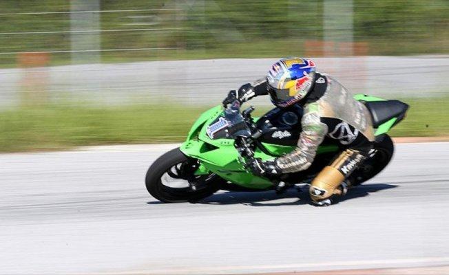Milli motosikletçi Sofuoğlu ilk sıradan başlayacak