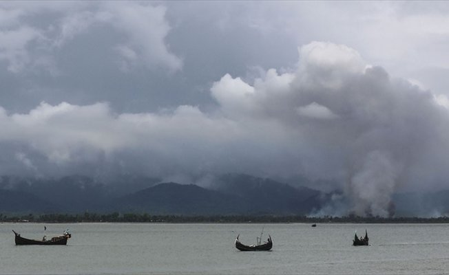 Naf Nehri'nde 84 Arakanlı Müslüman hayatını kaybetti