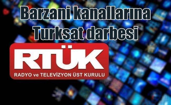 RTÜK, IKBY kanallarını TÜRKSAT'tan çıkarıyor