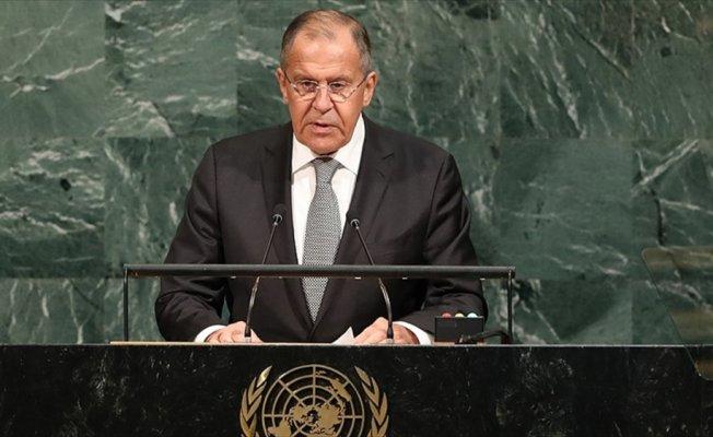 Lavrov: NATO, soğuk savaş iklimini yeniden yaratmaya çalışıyor