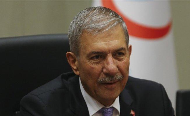 Sağlık Bakanı Demircan: Kırım Kongo Kanamalı Ateşi aşısında ilk patenti biz aldık