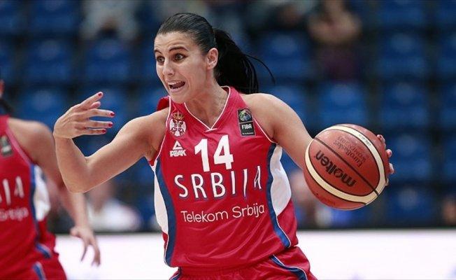 Sırp oyun kurucu Ana Dabovic Fenerbahçe'de